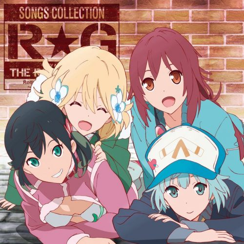 Rolling-Girls-dvd-300x397 6 Anime Like Rolling☆Girls [Recommendations]