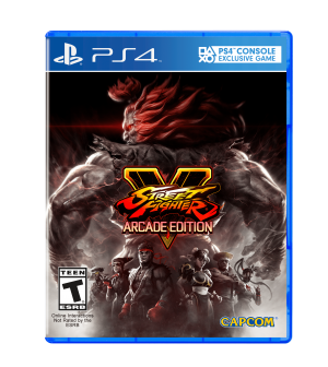 Street Fighter V: Arcade Edition Announced for PlayStation 4 and Windows PC