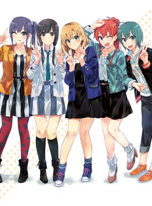 The Movie Announcements Aren't Over: SHIROBAKO Announces Anime Movie in the Works!