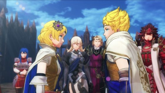 fire-emblem-switch-logo-capture-560x906 Fire Emblem Warriors for Nintendo Switch and New Nintendo 3DS Launches Today!