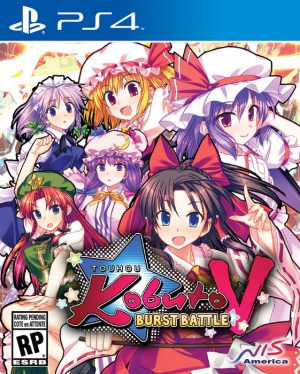 Touhou Kobuto V: Burst Battle - PlayStation 4 Review