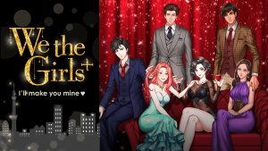 NTT Solmare Releases Shall we date?: We the Girls+, a Modern Take on Fairy Tales is Out NOW!