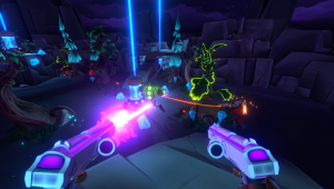 Open Alpha for Multiplayer Brawl-Shooter Aftercharge is Available Now!