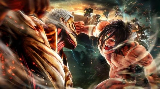 attackontitanlogocapture-1-560x154 Full Character Roster and Launch Window for ATTACK ON TITAN 2 Revealed!