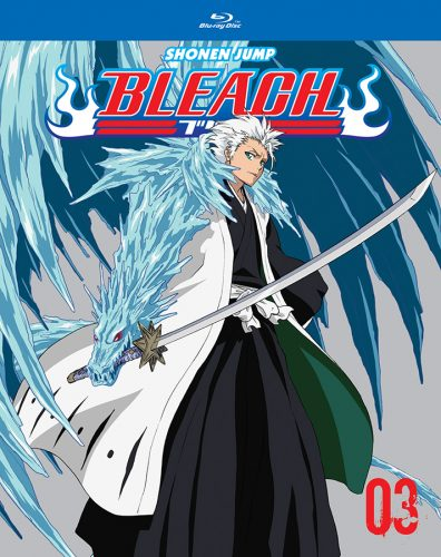 bleach-viz-capture-396x500 VIZ Media Announces Home Media Release Of BLEACH SET 3 On Blu-ray