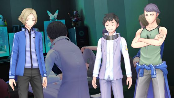digimon-capture-1-560x315 Digimon Story Cyber Sleuth Hacker's Memory Arrives on January 19, 2018