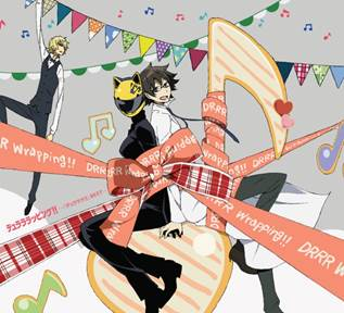 duraracapture-549x500 Aniplex of America Announces Durarara!! Series Official CD Imports