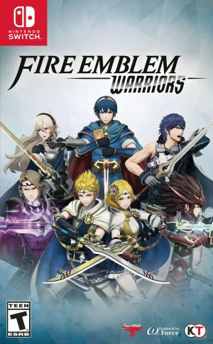 Fire Emblem Warriors for Nintendo Switch and New Nintendo 3DS Launches Today!