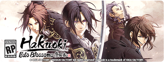 hakuoki-edo-capture Hakuoki: Edo Blossoms Blossoms for the West in Spring 2018!