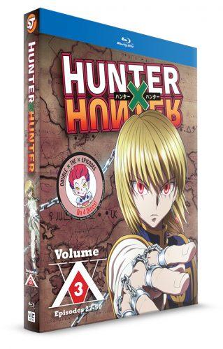 hunterxhunter-capture-blu-ray-1-319x500 New HUNTER X HUNTER Anime Home Media Edition Debuts From VIZ Media