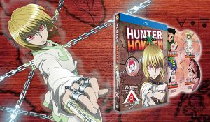 New VIZ Releases: Hunter X Hunter Vol. 3 & Bleach Set 3