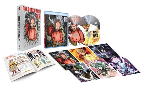 one-punch-man-capture-set-560x332 VIZ Media Highlights Key Anime & Manga Titles For Holiday Wish Lists