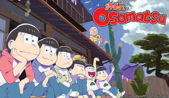osomatsu-capture-01-560x327 Watch For Free - Mr. Osomatsu Season 2, Episode 1 - Thanks to VIZ Media!