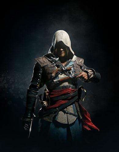 Assassins-Creed-IV-Black-Flag-wallpaper ECC Ediciones tendrá coleccionables de Assassin's Creed, a la venta a finales de agosto