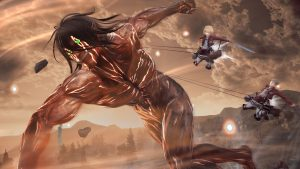 ATTACK ON TITAN 2's Thrilling New Features Revealed + New Screens!
