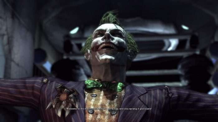 Batman-Arkham-Asylum-gameplay-700x394 Top 10 Sleeper Hit Games [Best Recommendations]