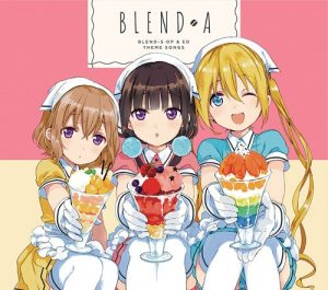 Blend-S-dvd-354x500 [Honey's Crush Wednesday] – 5 Maika Sakuranomiya Highlights – Blend S
