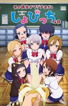 Boku-no-Kanojo-ga-Majimesugiru-Shojo-Bitch-na-Ken-dvd-225x350 [Ecchi Harem Fall 2017] Like Shimoneta? Watch This!