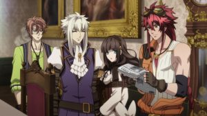 6 animes parecidos a Code:Realize ~Sousei no Himegimi~