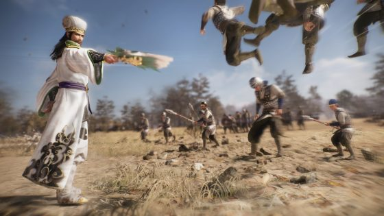 dynastylogo-560x274 KOEI TECMO America Announce Launch Date For DYNASTY WARRIORS 9
