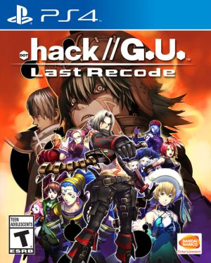 .Hack//G.U. Last Recode - PlayStation 4 Review