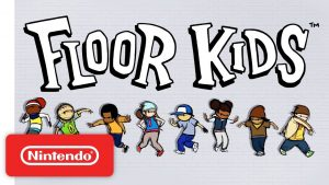 Get Down on the Dancefloor With a New Trailer for Floor Kids!