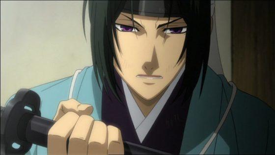 Hyakka-Ryouran-capture-3-700x394 Los 10 mejores animes con katanas