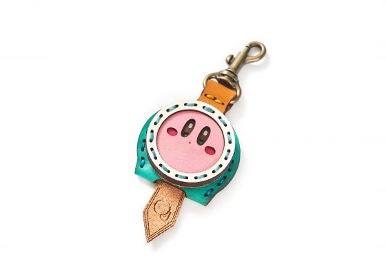 Kirby-key-cover-560x315 Kirby 25th Anniversary Pupupu Leather Key Cover Revealed!