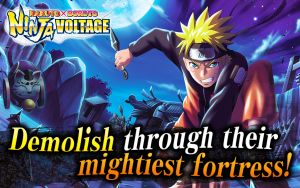 NARUTO X BORUTO NINJA VOLTAGE Now Available on iOS and Android