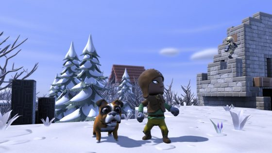 portal-knights-logo Award -Winning RPG Portal Knights Arrives on Nintendo Switch