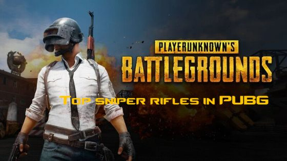 PUBG-top-sniper-capture-560x315 Top Sniper Rifles to use in PUBG