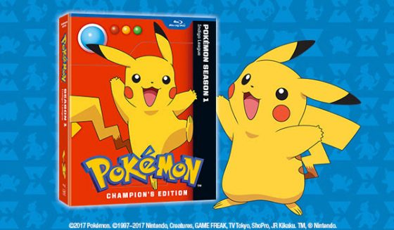 Pikachu-Viz-media-capture-560x327 Pokémon: Indigo League - Blu-ray Season 1 Available NOW!