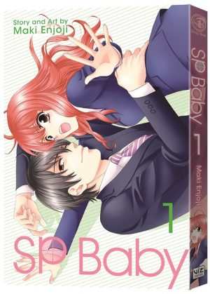 VIZ Media Launches New Shoujo Manga Series - SP BABY