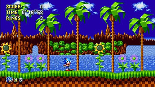 Sonic-Mania-game-Wallpaper Top 10 Sega Saturn OSTs [Best Recommendations]