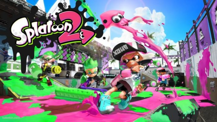 Splatoon-2-Wallpaper-700x394 Top 10 Games We Want for Christmas [Best Recommendations]
