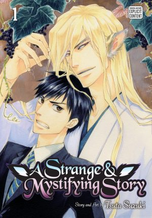 SuBLime Yaoi Manga Imprint Releases A STRANGE AND MYSTIFYING STORY