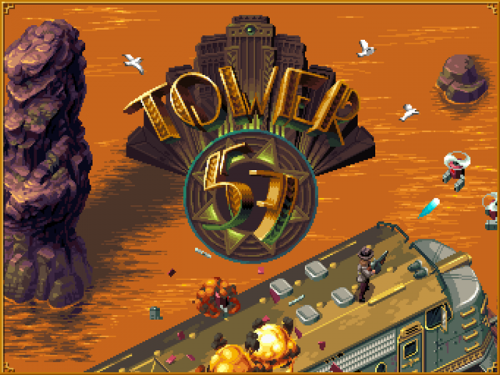 Tower-57-logo-500x375 Tower 57 - PC/Steam Review