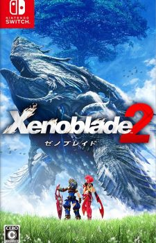 Xenoblade2-Switch-307x500 Weekly Game Ranking Chart [11/23/2017]