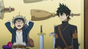 black-clover-wallpaper-352x500 Black Clover 4th Cours Review – Surpass Your Limits: The Underwater Temple!