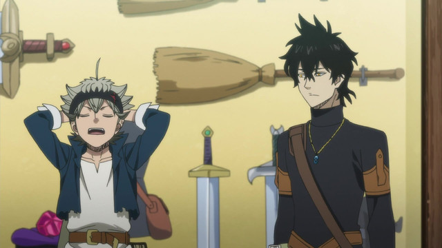 black-clover-wallpaper Top 10 Anime Rivals of 2017 [Best Recommendations]