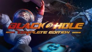 BLACKHOLE: Complete Edition coming to PlayStation 4 Feb 6th 2018