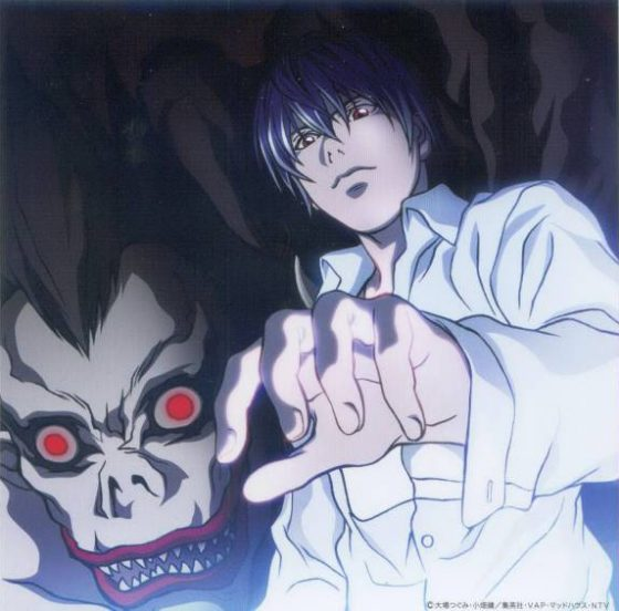 deathnote-Wallpaper-560x552 Anime that a Sagittarius Would Watch