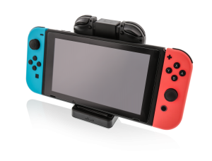 Nyko Releases Charge Base and Thin Case for Nintendo Switch