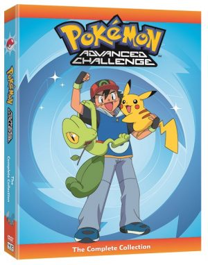 VIZ Media Details Home Media Release Of POKÉMON ADVANCED CHALLENGE COMPLETE COLLECTION