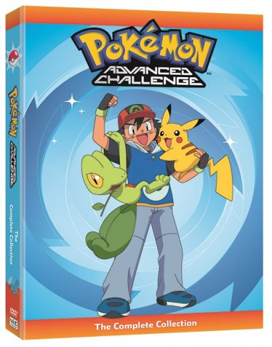 pokemon-advanced-challenge-capture-393x500 VIZ Media Details Home Media Release Of POKÉMON ADVANCED CHALLENGE COMPLETE COLLECTION