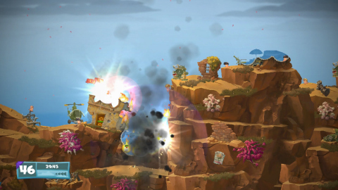 worms-wmd-1 Latest Nintendo Downloads [11/24/2017] - Happy Thanksgiving!