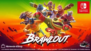 Brawlout is Coming to the Nintendo Switch on December 19th!