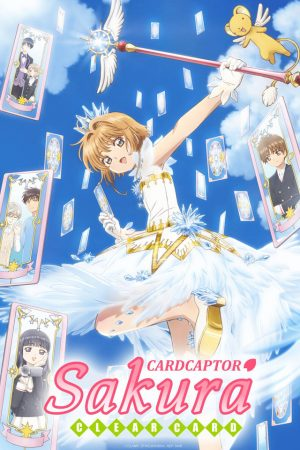 Cardcaptor-Sakura-Clear-Card Crunchyroll Movie Night Bringing Cardcaptor Sakura to the Big Screen for Fans!