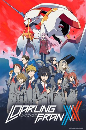 Darling-in-the-FrankXX-300x450 Algunos clichés en Darling in the FranXX