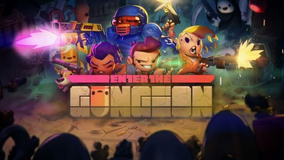 Enter-the-Gungeon-560x315 ENTER THE GUNGEON Now Available on Nintendo Switch!